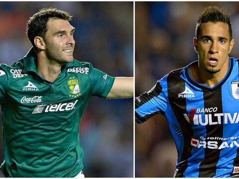 El argentino Mauro Boselli y el brasileño Camilo Sanvezzo se conv...