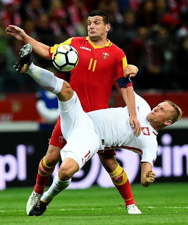 Polonia empató con Uruguay en amistoso gettyimages-859029552.jpg