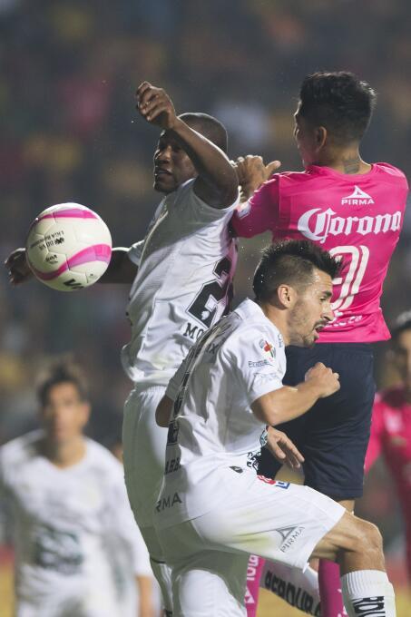 Empate sin goles entre Morelia y León en duelo de penales errados 201710...