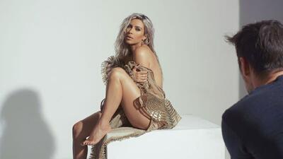 Lo único que Kim Kardashian no se retoca son las pestañas: la famosa revela su extensa rutina de belleza