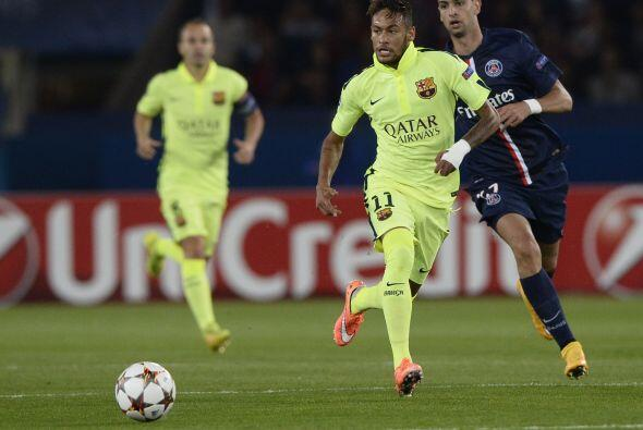 Pero fue insuficiente, y el Barcelona perdió ante el PSG por 3-2. Para l...