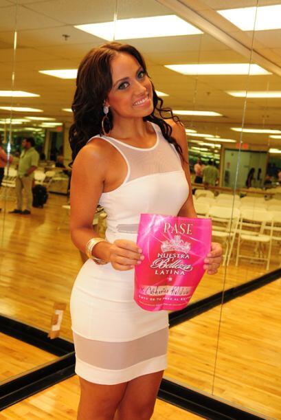 Catherine Castro es considerada como una de las boricuas más sensuales....