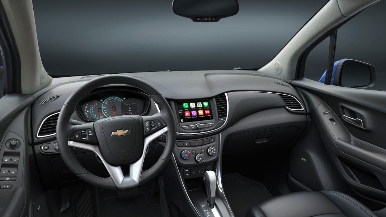 Chicago 2016: La Chevrolet Trax fue renovada a sólo 18 meses de su lanza...