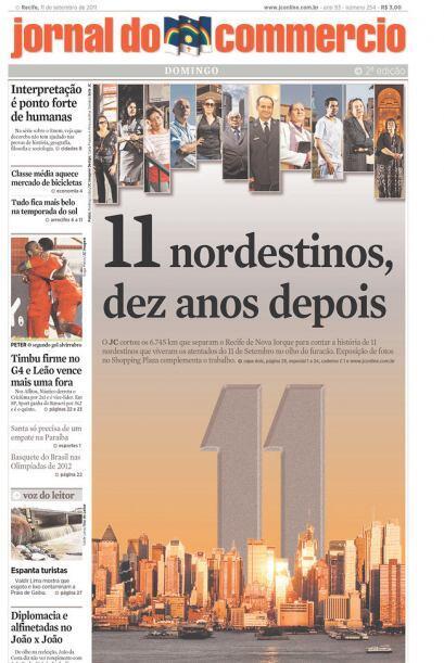 Cortesía del diario Jornal do Commercio, de Recife, Brasil, vía Newseum.