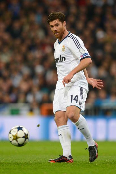 Con esto, Alonso se unió al grupo de futbolistas con familia grande.