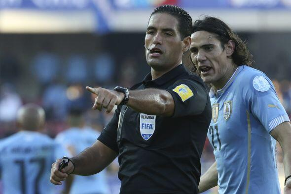 El árbitro del encuentro fue Roberto García Orozco.