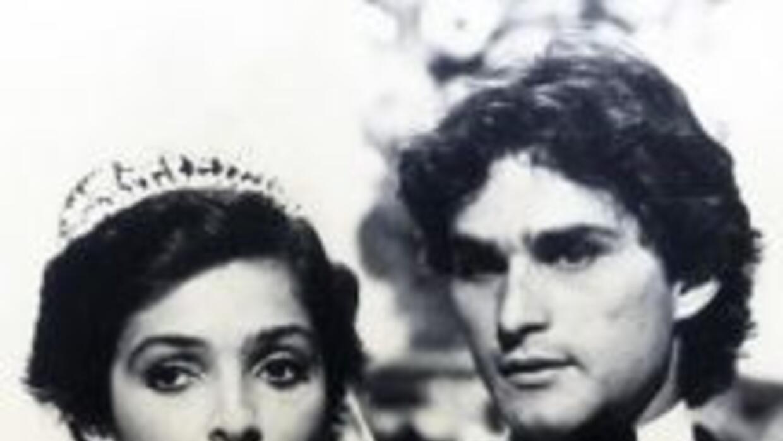 Muchacha De Barrio fue protagonizada por Ana Martín y Humberto Zurita en...