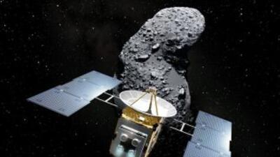 Desde que en 2004 pasó el asteroide Toutatis, de mayor tamaño que el 201...