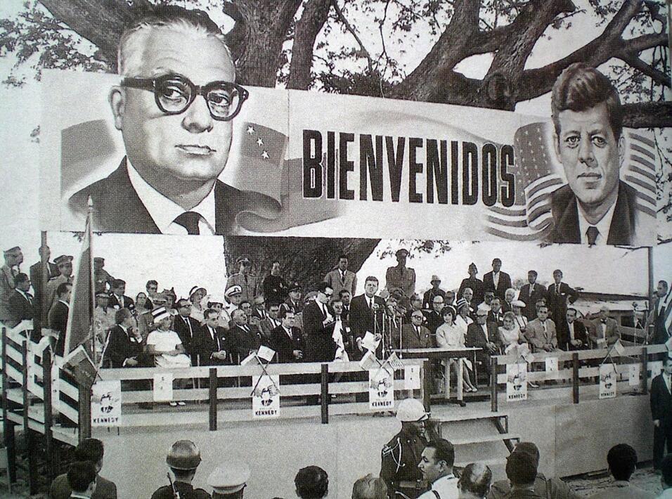 JFK en Venezuela
