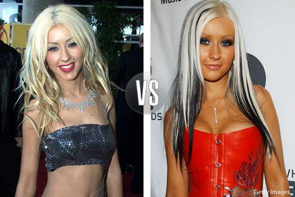 Cuando Christina Aguilera arrancó su carrera no tenía los grandes atribu...