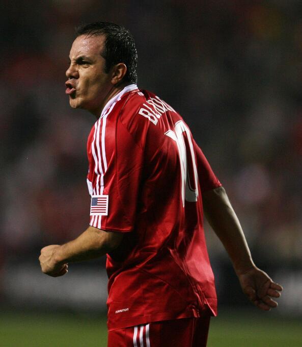 Top 10: Jugadores Franquicia en la historia de la MLS GettyImages-930625...