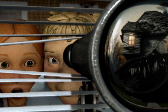 4. Monsters House  Una de las favoritas para este Halloween es esta pelí...