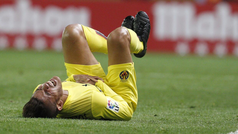 'Jona', lesionado en triunfo del Villarreal