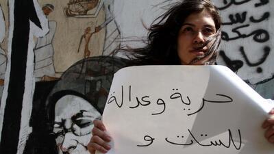 Violaciones grupales en Egipto a la orden del día