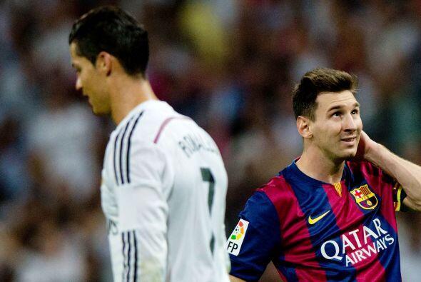 Además en lo que va del 2015, Leo ha dado ocho asistencias en la Liga, e...