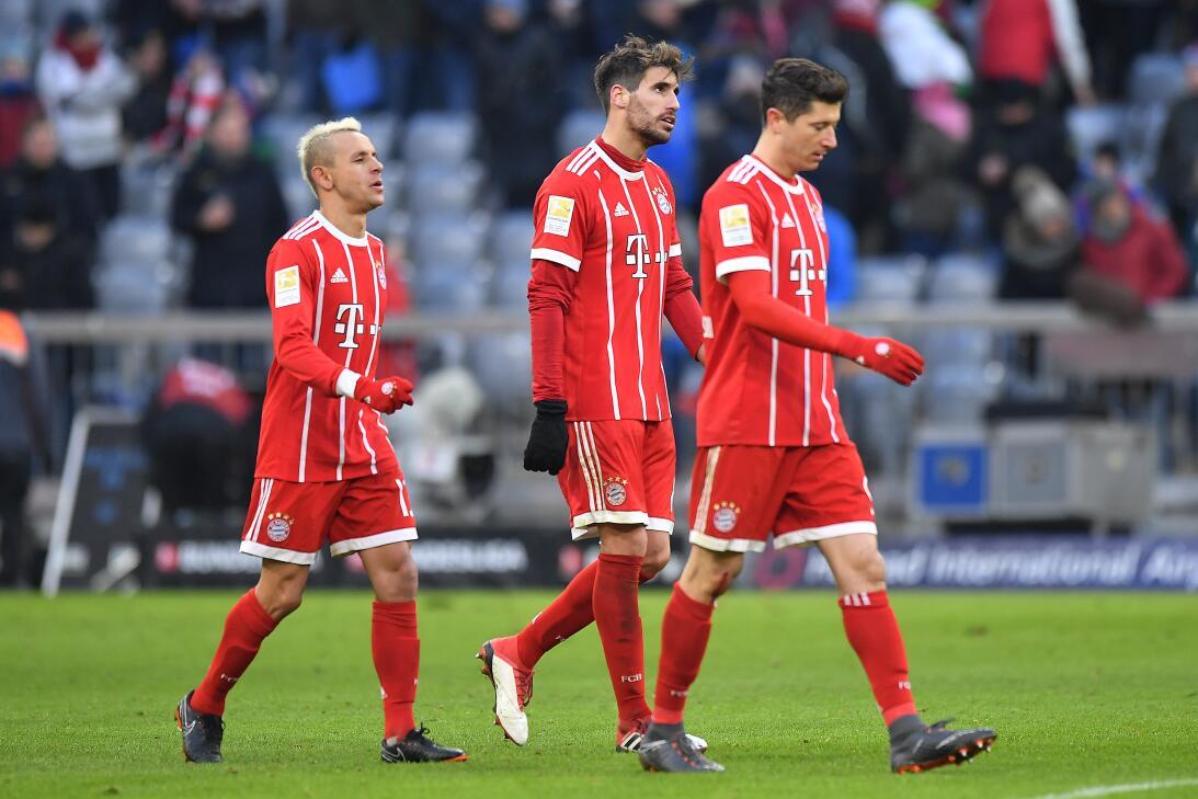Bayern Munich no pasó del empate contra Hertha Berlín en la Bundesliga g...