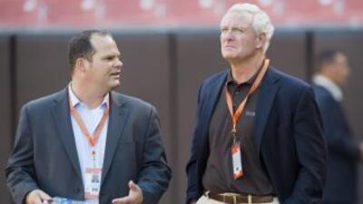Jimmy Haslam es el dueño de los Browns.