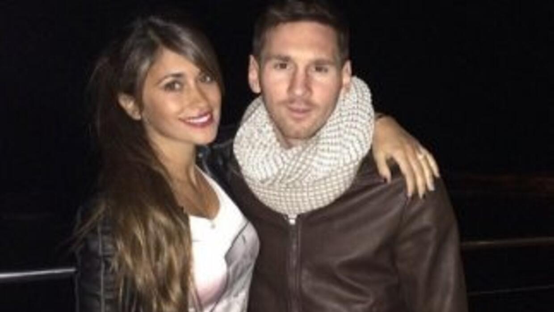 Messi compartió esta imagen. (Foto: Instagram)