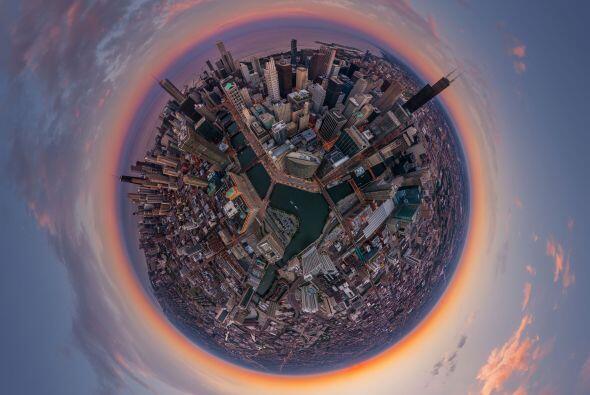 Wolf Point es la segunda torre más alta de Estados Unidos, y se encuentr...