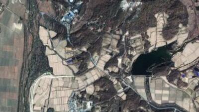 Recientes imágenes de satélite monitorizadas en Seúl indican que el país...