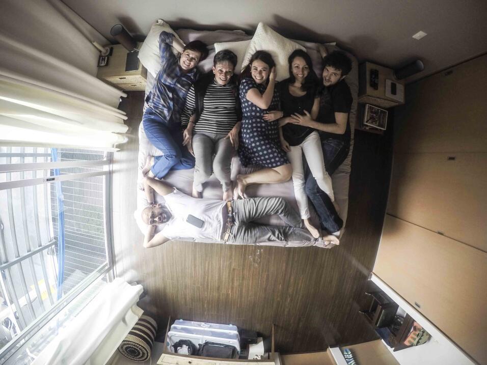 ¿Invitarías a un desconocido a tu cama? G1429909.jpg