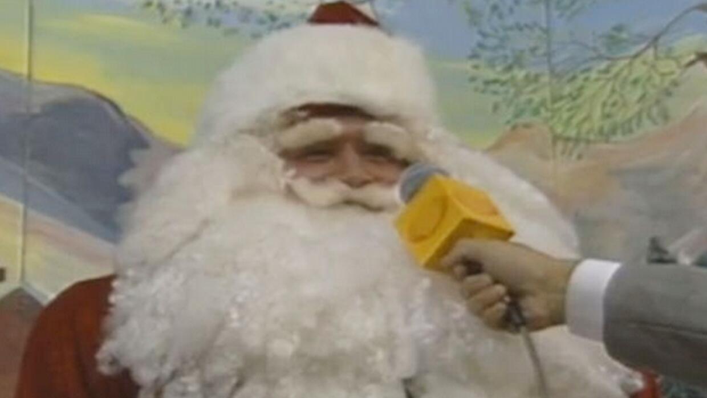 Descubre quién es el verdadero Santa Claus en esta entrevista