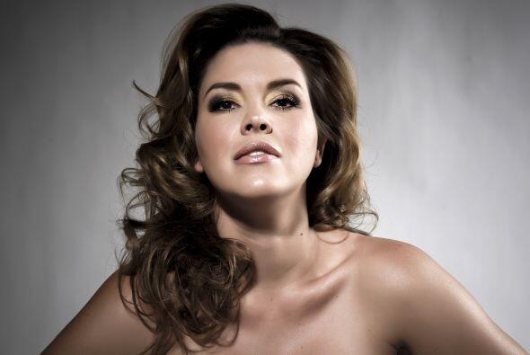 Alicia Machado también es una fanática de provocar esc&aac...