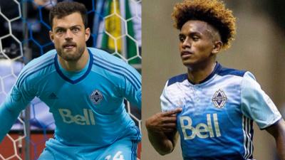 Reyna vs. Marinovic: Compañeros en Vancouver, rivales en el repechaje para entrar al Mundial