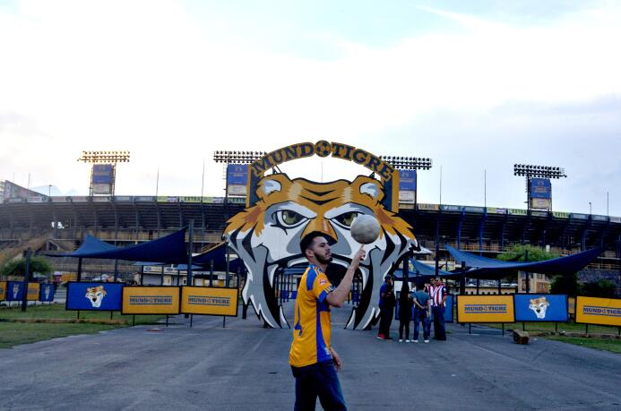 La afición de Tigres: Entre las más fieles de México Tigres Genérica.jpg