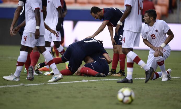 Costa Rica rescata un punto ante una sorprendente Canadá Costa Rica play...