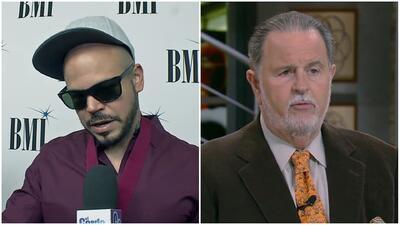 """""""Esa pregunta que tú hiciste no es prensa"""": René Pérez se enfurece con el show y Raúl de Molina le responde"""