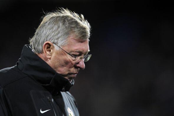 Sir Alex Ferguson deberá hacer muchas cosas en busca de recomponer el ca...