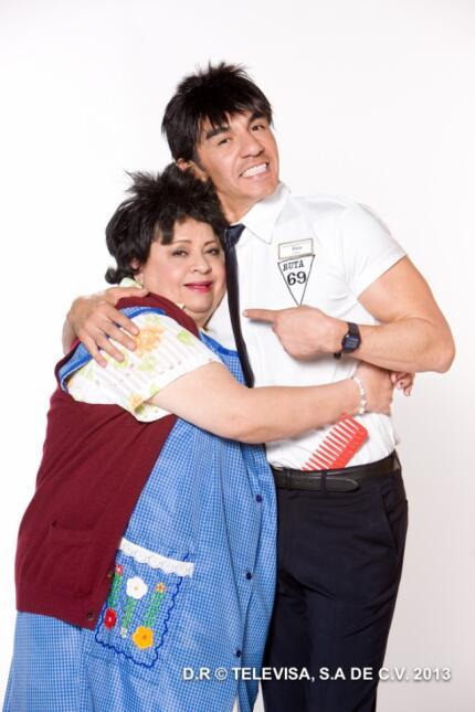 Adrián Uribe Hotel todo incluido Galavisión