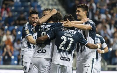 Monterrey 3-0 Benfica: Rayados estrena su estadio con contundente victor...