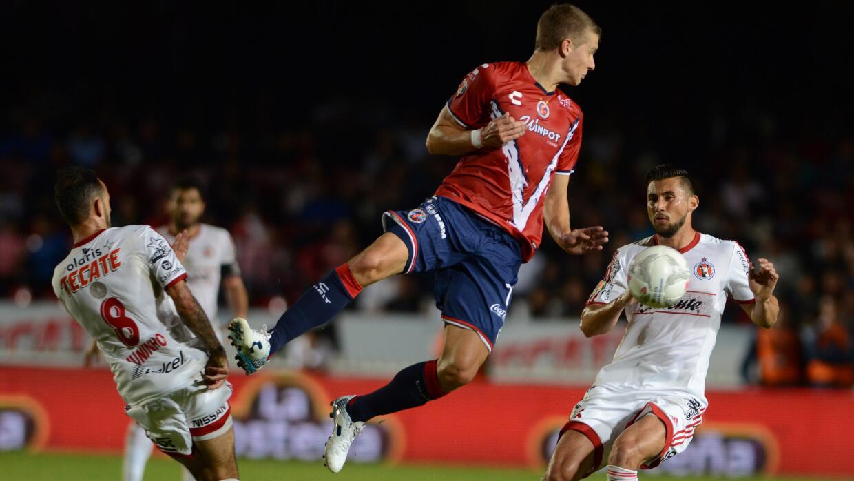 Vearacruz no pudo sacar ventaja contra 10 hombres.