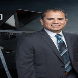 Felipe Corral, presentador de deportes de Univision Arizona.