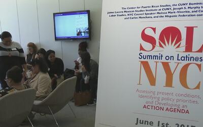 Latinos se unen en Sol, la cumbre que busca construir en un futuro prome...