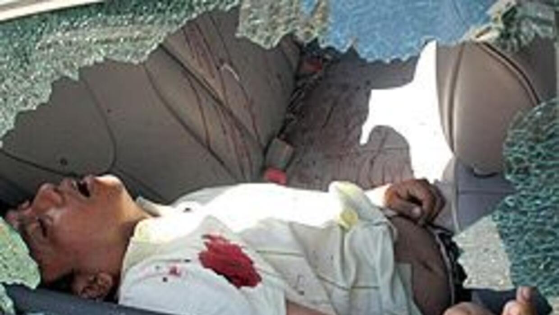 El 90% de las muertes del crimen organizado en México corresponden a sic...