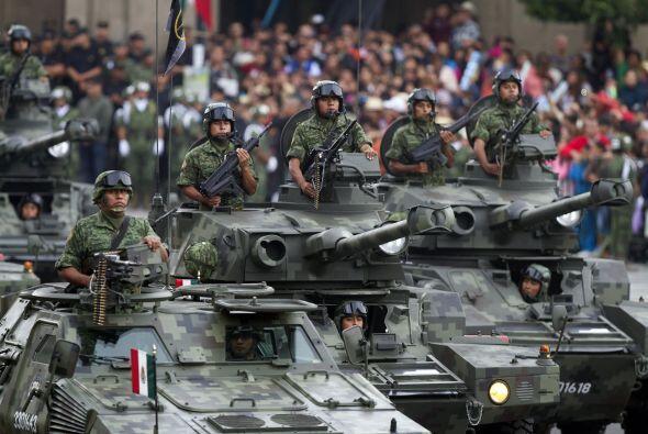 Con la participación de 12,442 integrantes del Ejército, l...