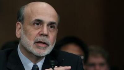 Ben Bernanke, líder de la Reserva Federal de Estados Unidos.