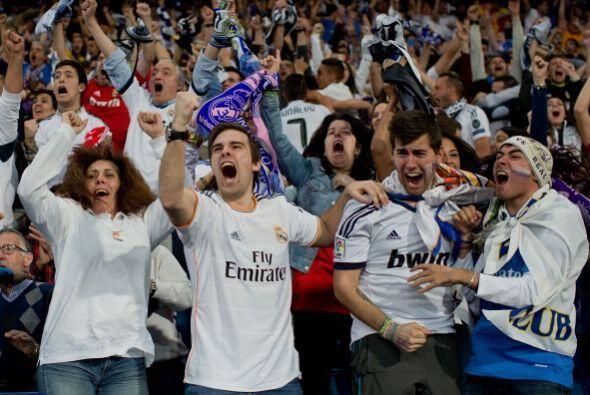 Los del Real MAdrid celebraban la décima.