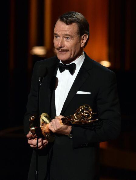 Era de esperarse que uno de los Emmy era para Bryan Cranston a Mejor Act...