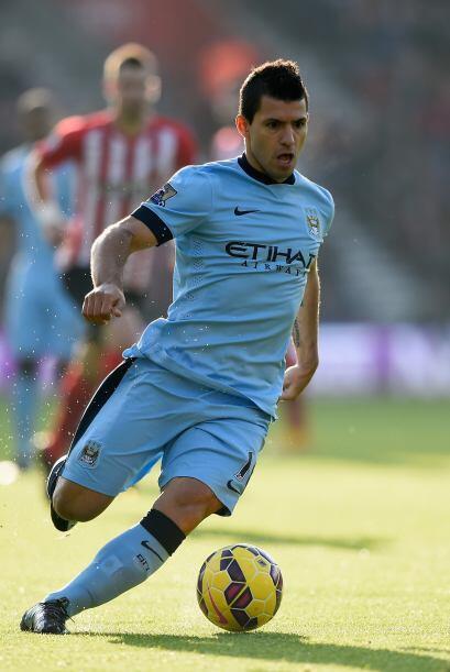 Sergio 'Kun' Agüero: El crack argentino del Manchester City lleva al men...