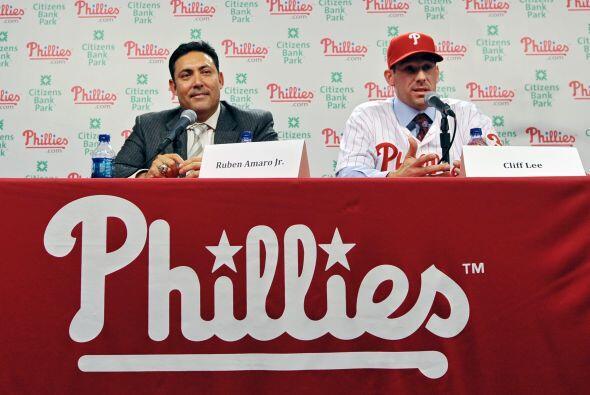 Lee rechazó ofertas más jugosas de los Yankees de Nueva Yo...