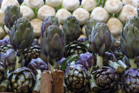 'Fresh-picked'. Muchos de los productos bandera del Mediterráneo son de...