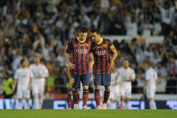 El Barcelona prolongó su crisis y no encontró respuestas en la primera p...