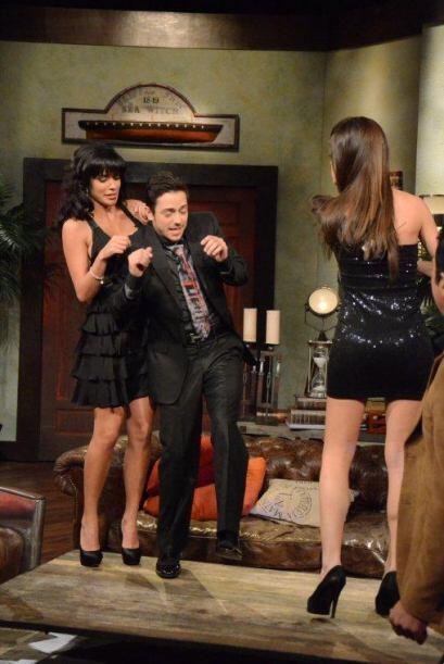 Pee Wee aceptó que fue al programa para buscar una novia y es que...