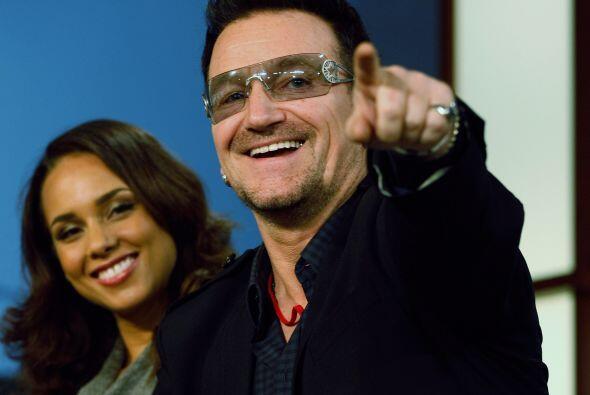 BONO- El vocalista de U2 también se une a esta lista de famosos emprende...