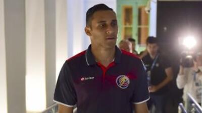 Keylor Navas, uno de los porteros estrella del Mundial, se lesionó en el...