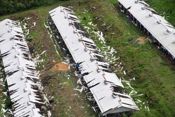 Antes de la llegada de este último tifón a Filipinas, el v...